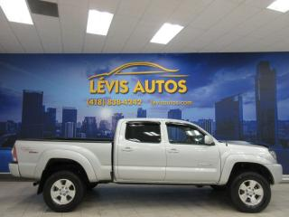 Used 2011 Toyota Tacoma Trd Sport V-6 4x4 for sale in Lévis, QC
