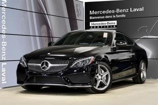 Used 2017 Mercedes-Benz C 300 Awd Coupe Cert for sale in Laval, QC