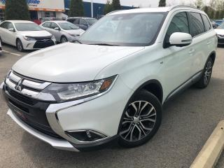 Used 2017 Mitsubishi Outlander Gt Awd V6 for sale in St-Eustache, QC