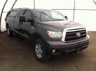 Used 2013 Toyota Tundra SR5 5.7L V8 REVERSE CAMERA, REAR SLIDING WINDOW, ALUMINUM WHEELS for sale in Ottawa, ON
