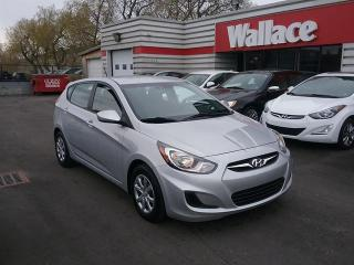 Used 2014 Hyundai Accent GL 5-Door BlueTooth Heated Seats for sale in Ottawa, ON
