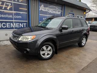 Used 2011 Subaru Forester X Commodité + Mag for sale in Boisbriand, QC