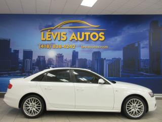 Used 2015 Audi A4 AWD for sale in Lévis, QC