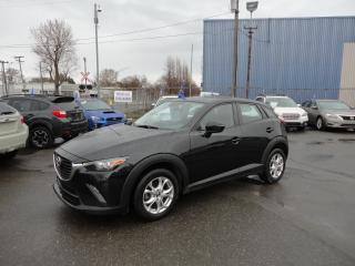 Used 2016 Mazda CX-3 Gs Luxe Cuir for sale in Trois-Rivières, QC