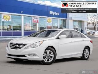 Used 2013 Hyundai Sonata GLS for sale in Bells Corners, ON