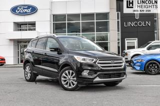 Used 2018 Ford Escape Titanium for sale in Ottawa, ON