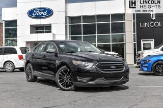 Used 2018 Ford Taurus LIMITED for sale in Ottawa, ON