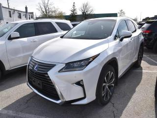 Used 2016 Lexus RX 450h HYBRID/NAVI/LEATHER/SUNROOF for sale in Concord, ON