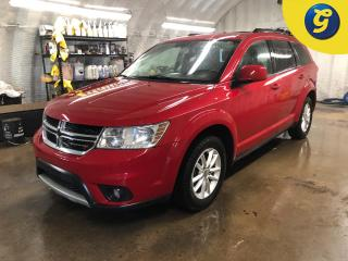 Used 2014 Dodge Journey SXT * Push button ignition * Keyless/Passive entry * Phone connect * Voice recognition * Dual Climate control * Heated mirrors * U connect touchscreen for sale in Cambridge, ON