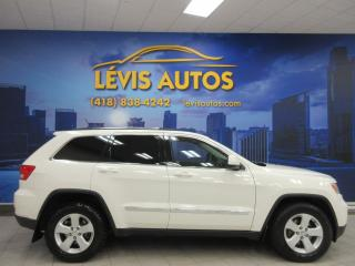 Used 2012 Jeep Grand Cherokee Laredo 4x4 Cuir Ch for sale in Lévis, QC