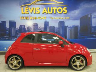 Used 2012 Fiat 500 SPORT ÉDITION TOIT OUVRANT BEAU LOOK BAS for sale in Lévis, QC