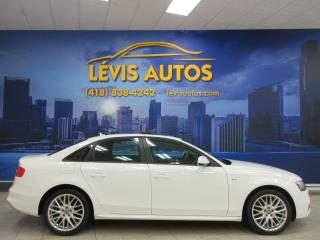 Used 2015 Audi A4 Komfort Plus AWD for sale in Lévis, QC