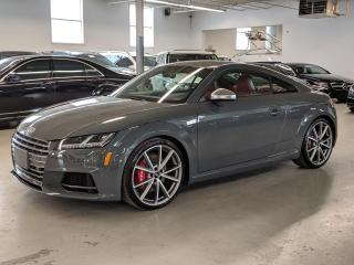 Used 2018 Audi TTS Coupe TTS/NAV/BLIND SPOT ASSIST/BANG & OULFSEN SOUND ! for sale in Toronto, ON
