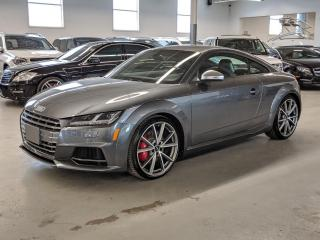 Used 2018 Audi TTS Coupe 2.0 TFSI quattro S tronic for sale in Toronto, ON