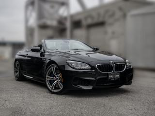 Used 2012 BMW M6 CONVERTIBLE I NO ACCIDENT for sale in Toronto, ON