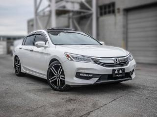 Used 2016 Honda Accord Sedan Touring for sale in Toronto, ON