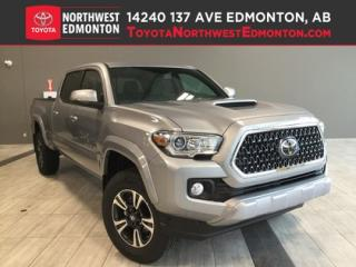 New 2019 Toyota Tacoma 4X4 Double Cab V6 | TRD Sport for sale in Edmonton, AB