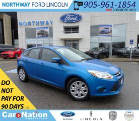Used 2014 Ford Focus SE | HTD SEATS | KEYLESS ENTRY | HATCHBACK | for sale in Brantford, ON