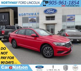 Used 2019 Volkswagen Jetta Highline | PWR HTD LEA | SUNROOF | PUSH START | for sale in Brantford, ON
