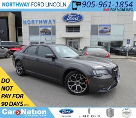 Used 2018 Chrysler 300 S | NAV | HTD LEATHER | PANOROOF | for sale in Brantford, ON