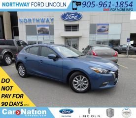 Used 2018 Mazda MAZDA3 Sport GS | NAV | HTD SEATS/WHEEL | SUNROOF | HATCHBACK | for sale in Brantford, ON