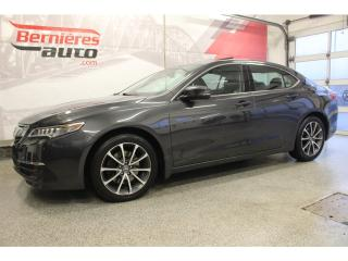 Used 2015 Acura TLX V6 Tech for sale in Lévis, QC