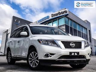 Used 2015 Nissan Pathfinder SL|NAV|AWD|7PASSENGER|LEATHER for sale in Scarborough, ON