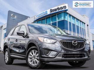 Used 2014 Mazda CX-5 GX|1 OWNER|NO ACCIDENTS for sale in Scarborough, ON