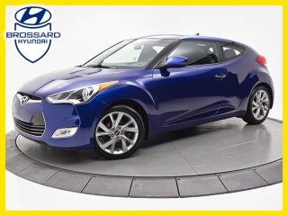 Used 2016 Hyundai Veloster Cam De Recul, Push for sale in Brossard, QC