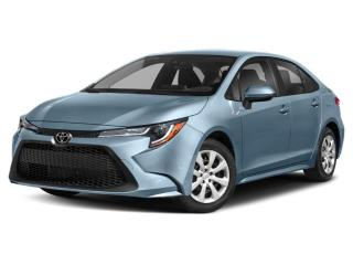 New 2020 Toyota Corolla LE for sale in Fredericton, NB