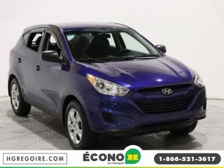 Used 2011 Hyundai Tucson L A/C GR for sale in St-Léonard, QC