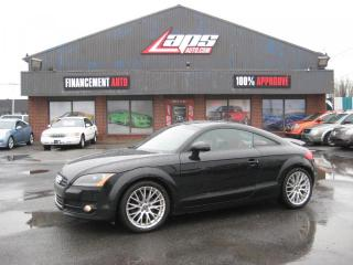 Used 2009 Audi TT ***4x4-CUIR*** for sale in Ste-Catherine, QC
