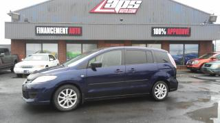 Used 2008 Mazda MAZDA5 ***6 PASSAGERS*** for sale in Ste-Catherine, QC