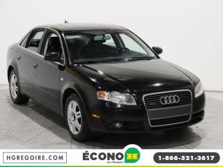 Used 2007 Audi A4 2.0T A/C TOIT CUIR for sale in St-Léonard, QC