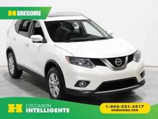 Used 2015 Nissan Rogue Sv Awd 7 Passagers for sale in St-Léonard, QC