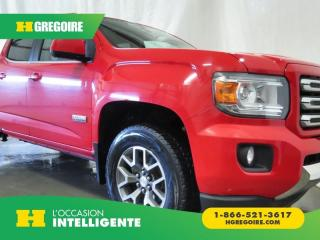 Used 2016 GMC Canyon AWD SLE for sale in St-Léonard, QC