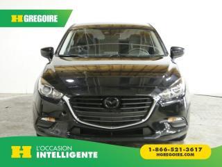 Used 2018 Mazda MAZDA3 GX A/C CAM RECUL for sale in St-Léonard, QC
