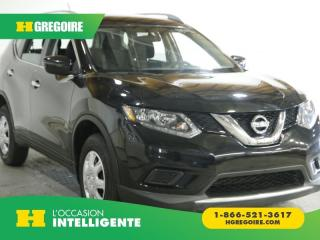 Used 2016 Nissan Rogue S AWD AC GR ELEC for sale in St-Léonard, QC