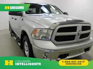 Used 2015 RAM 1500 OUTDOORSMAN QUAD-CAB for sale in St-Léonard, QC