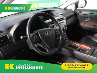 Used 2012 Lexus RX AWD CUIR TOIT MAGS for sale in St-Léonard, QC