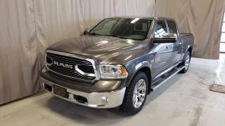 Used 2015 RAM 1500 Laramie Ltd Véhicule for sale in Rouyn-Noranda, QC