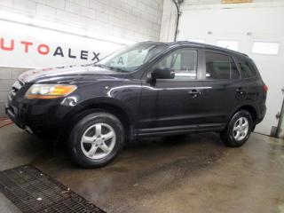 Used 2009 Hyundai Santa Fe Awd 3.3l Gls Mags for sale in St-Eustache, QC