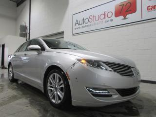 Used 2016 Lincoln MKZ hybride 2.0H **NAVI**CUIR**TOIT**MAGS** for sale in Mirabel, QC