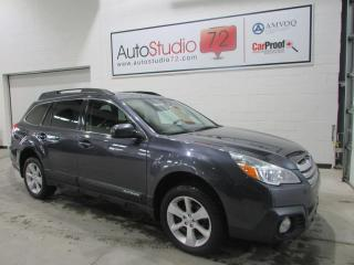 Used 2013 Subaru Outback Familiale CVT 5 portes 2.5i Touring for sale in Mirabel, QC