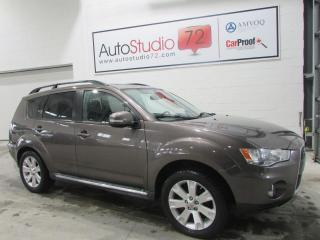 Used 2011 Mitsubishi Outlander XLS V6 AWC **4X4**NAVI**CUIT**TOIT** for sale in Mirabel, QC