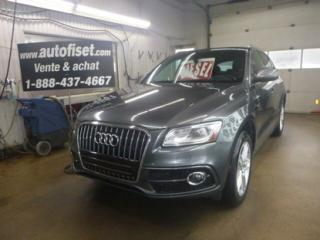 Used 2014 Audi Q5 for sale in St-Raymond, QC