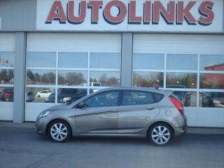 Used 2013 Hyundai Accent GLS for sale in St Catharines, ON