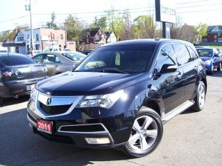 Used 2011 Acura MDX BLUETOOTH,BACKUP CAMERA,dvd PLAYER,REMOTE STARTER for sale in Kitchener, ON