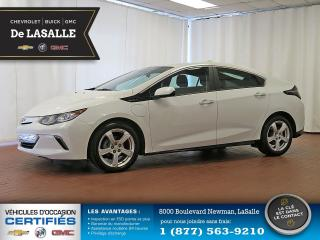 Used 2017 Chevrolet Volt LT for sale in Lasalle, QC