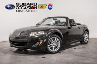Used 2011 Mazda Miata MX-5 GX MAGS+A/C for sale in Boisbriand, QC